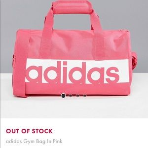 Adidas small gym bag